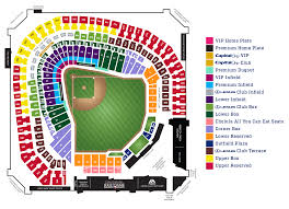 lexus dugout club seats globe life park seating map mlb com