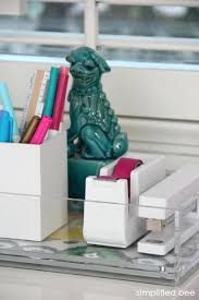 Teal Desk Accessories Fashionable Desk Accessories Trendy Desk Accessories Home Design