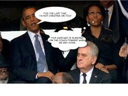 Meme Michelle Obama - hell hath no fury like michelle obama pissed off by suprememaggot