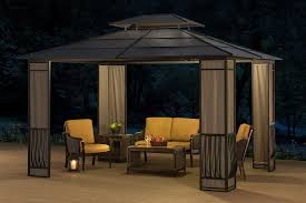 Gazebos With Hard Tops by Amazing Backyard Gazebos That We Can Actually Own