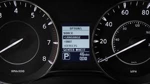 nissan armada manual transmission 2018 nissan armada vehicle information display youtube
