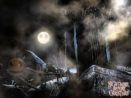 the nightmare before backgrounds wallpaper cave