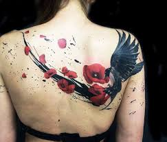 22 best beautiful birds tattoo ideas images on pinterest places