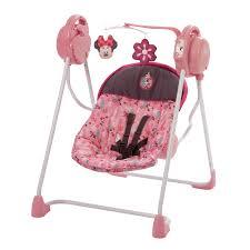Newborn Baby Swing Chair Rock A Bye Baby 11 Swings From Disney Baby Disney Baby