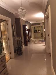 hall painted in farrow and ball mouses back hallway pinterest
