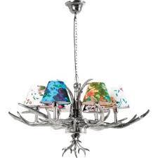 antler chandeliers and lighting company chrome antler chandelier wayfair co uk