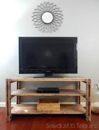 Entertainment Center Ideas Diy Diy Entertainment Stand Sawdust To Sequins