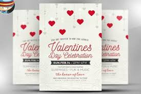 valentines flyer template flyer heroes flyerheroes s day flyer templates