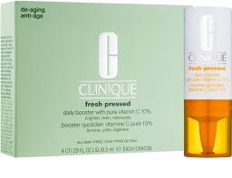 Nivea Serum Vit C clinique fresh pressed vitamin c brightening serum with anti aging