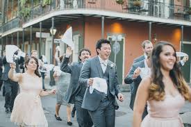 second line wedding erin jonathan beauregard keyes house new orleans