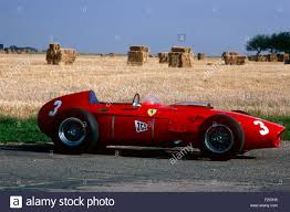 replica ferrari jcb bamford 1960 ferrari dino 246 replica track test with phil