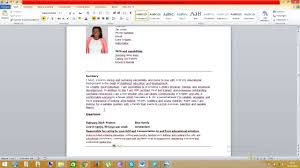 how to write a nanny resume for high profile families youtube