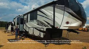 Cyclone 4200 Floor Plan Heartland Cyclone 5th Toy Cy 4151 Youtube