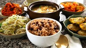 word for cuisine rice is important to cuisine it s the center of pretty