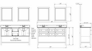 Vessel Sink Cabinet Height Double Sink Vanity Width Standard Height Of Bathroom Vanity