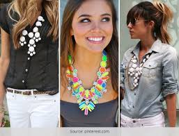 style statement necklace images 5 easy ways to style your statement necklace it 39 s time to go bold jpg