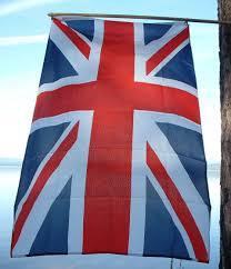 british flag union jack 3 x 5 foot england large fabric flag
