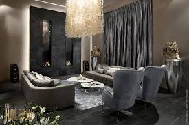 Exquisite Home Decor Interior Elegance Small Modern Living Room Interior Using Unique