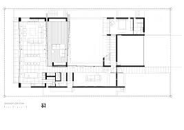 Cote D Azur Floor Plan by Gallery Of Pearl Bay Residence Gavin Maddock Design Studio 26