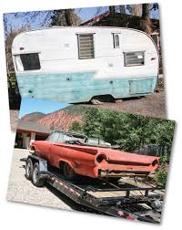 camping in vintage style www trailerlife com