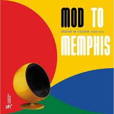 mod to memphis design in colour 1960s 80s museum of applied
