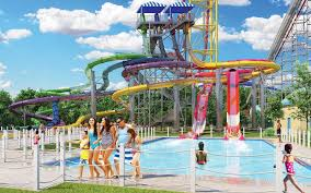 Six Flags Georgia Water Park The 38 Fastest Scariest And Best Theme Park Rides Opening In 2017