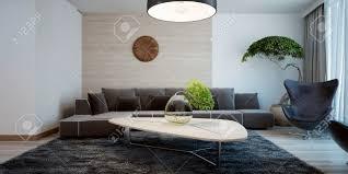 Contemporary Livingroom Furniture Idea Of Contemporary Living Room Combined Wall Decoration Living
