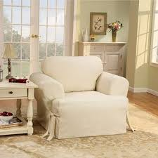 cotton sofa slipcovers cotton duck sofa slipcover sure fit target
