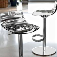 cs 1288 l u0027eau adjustable height bar stool calligaris italy