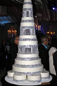 11 best wedding strass images on pinterest 15 years bling cakes