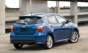 Toyota Matrix Specs 2010 Toyota Matrix Xrs Automatic Related Infomation Specifications