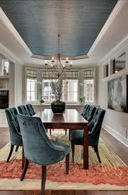 love the textured wallpaper ceiling dine me pinterest luxury dining room archives the luxury game luxury dining