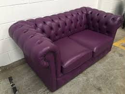 Chesterfield Leather Sofa Used by Used Chesterfield Leather Sofa Lovely Blue Leather Chesterfield 3