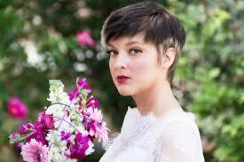 Easy Wedding Hairstyles For Short Hair by Wonderful Wedding Hairstyles For Short Hair Pixie Haircut Weddingood