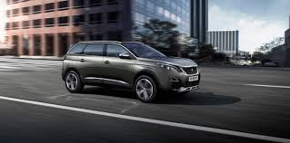 peugeot pars sport 2017 peugeot 5008 unveiled first large seven seat suv headed for