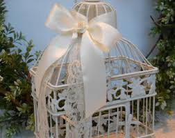 How To Decorate A Birdcage Home Decor Decorative Birdcage Etsy