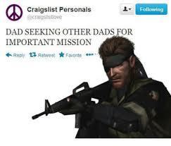 Seeking On Craigslist Craigslist Personals D Craigslistlove Seeking Other Dads For