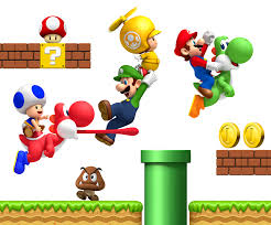 Super Mario Home Decor by New Super Mario Bros Wii Gallery Mario Bros Super Mario Bros