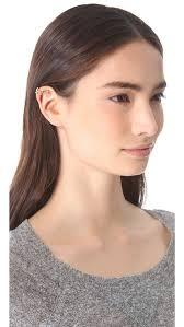 ear cuffs on both ears 16 best ear crawler images on ear cuffs ear and ears