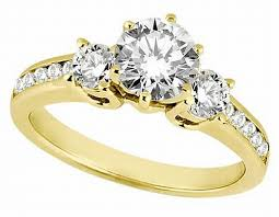 gold diamond rings images of golden diamond rings wedding rings gold the