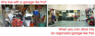 Before And After Organizing by Garage U0026 Storage Organization Professional Organizing Services