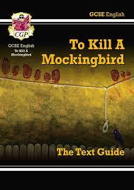 Book Report On To Kill A Mockingbird Gcse English Text Guide To Kill A Mockingbird Amazon Co Uk Cgp