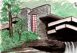 frank lloyd wright things i to draw