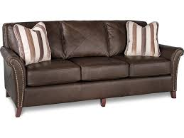 Furniture Lazy Boy Sofa Reviews by La Z Boy Phoebe Transitional Flared Arm Sofa Great American Home