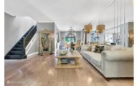 ultra chic bay ridge home with 80s inspired decor asks 1 4m