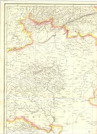 Hyderabad Map Hyderabad1860