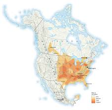 World Map Of Tornadoes by Are Storms Redefining U0027tornado Alley U0027 Nat Geo Education Blog