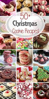 over 50 christmas cookie recipes cookie swap christmas cookies