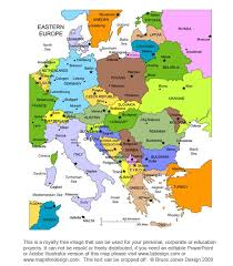 map of eastern european countries december 2011 camiapp