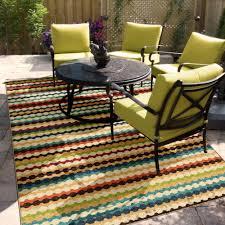 Outdoor Rugs At Walmart by Orian Rugs Indoor Outdoor Nik Nak Multi Colored Area Rug Or Runner